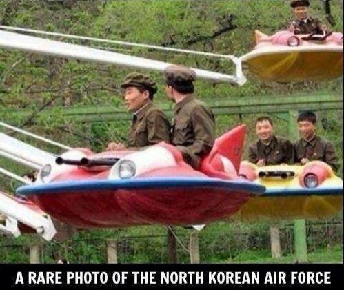North Korean Airforce